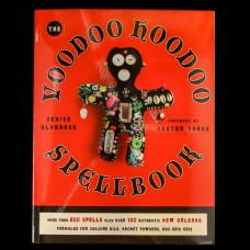 The Voodoo Hoodoo Spellbook