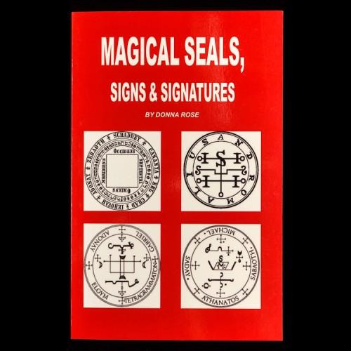 Magical Seals, Signs & Signatures