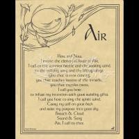Element Air Mini-Poster