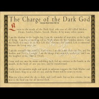 The Charge of the Dark God Mini-Poster