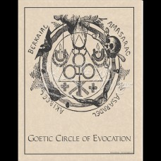 The Goetic Circle of Evocation Mini-Poster