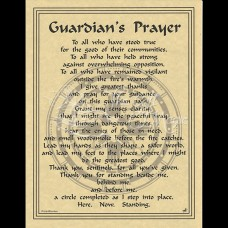 Guardian's Prayer Mini-Poster