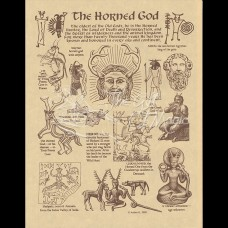 The Horned God Mini-Poster