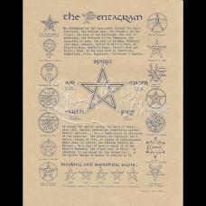 Pentagram Mini-Poster