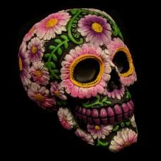 Beeld Sugar Skull