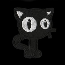 Patch Zwarte Kat