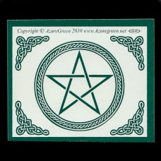 Bumpersticker Pentagram