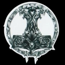 Sticker Mjölnir Demonen