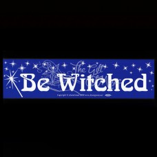 Bumpersticker Be Witched