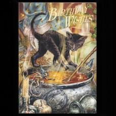 Cauldron Capers Postkaart