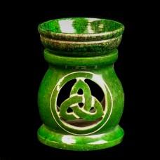 Olieverdamper Triquetra Groen