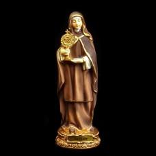 Beeldje Sint Claire