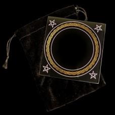 Zwarte Spiegel Pentagrammen