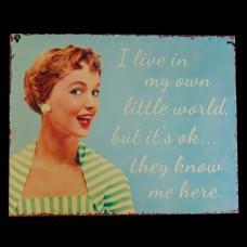 Bordje Own Little World