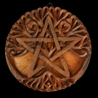 Muurhanger Pentagram