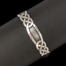 Zilveren Armband Keltisch