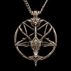 Hanger Baphomet Pentagram