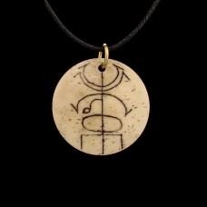 Benen Amulet voor Inspiratie