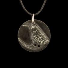 Krachtdier Amulet Raaf (verschillende kleuren beschikbaar)