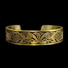 Magnetische Armband Keltische Vogels (meerdere kleuren beschikbaar)