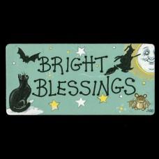 Bright Blessings Koelkastmagneet