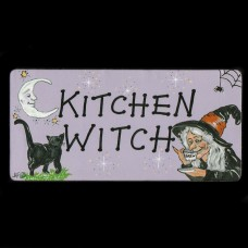 Kitchen Witch Koelkastmagneet