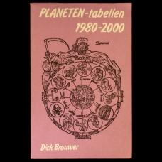 Planeten-Tabellen 1980-2000