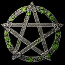Muurhanger Pentagram Theban