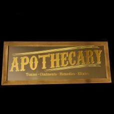 Spiegelbord Apothecary