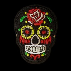 Patch Sugar Skull