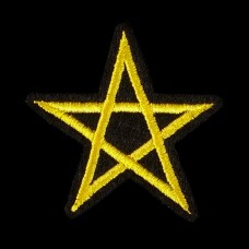 Patch Pentagram Klein