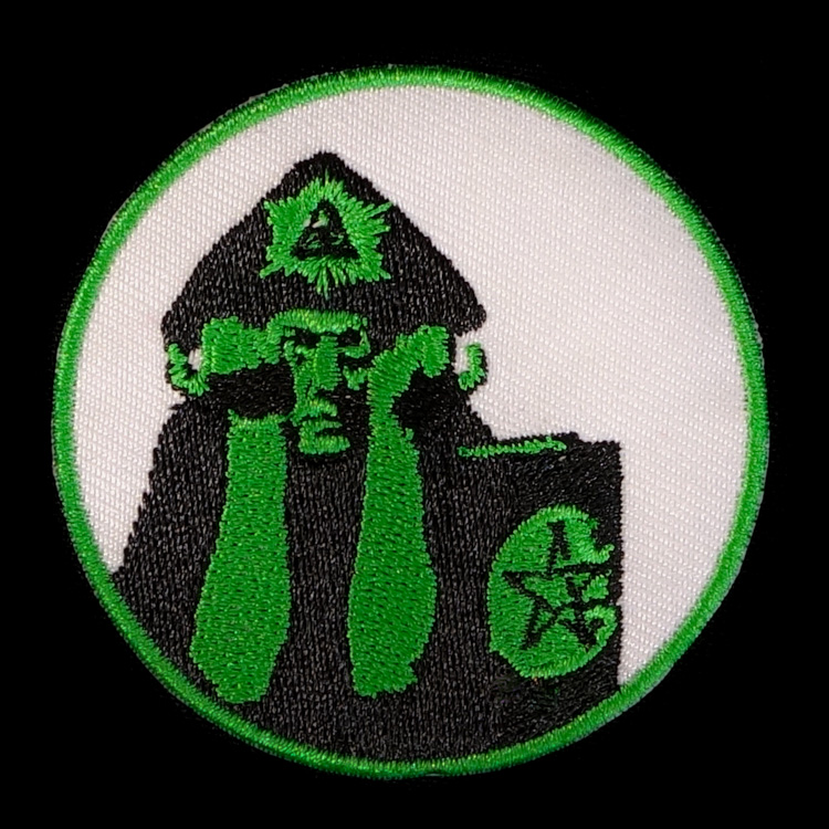 Patch Aleister Crowley