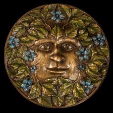 Muurhanger Green Man Lente