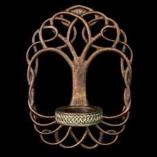 Wandkandelaar Levensboom