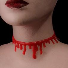 Choker Bloeddruppels
