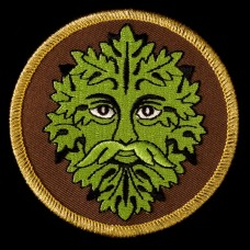 Patch Green Man