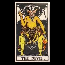 Sticker Tarot The Devil
