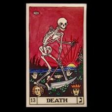 Sticker Tarot Death