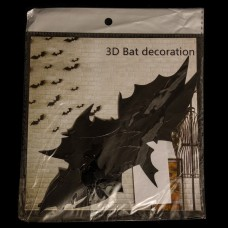 3D Stickerset Vleermuizen