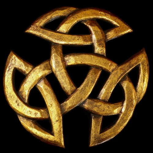 Muurhanger Keltische Knoop