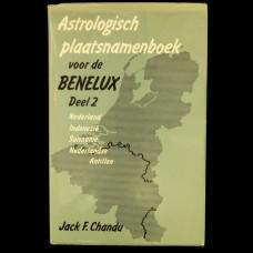 Astrologisch Plaatsnamenboek voor de Benelux deel 2