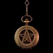 Opwindbaar Zakhorloge Pentagram