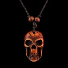 Ketting Schedel