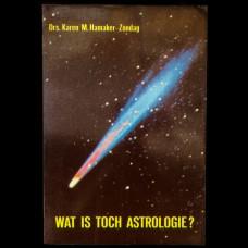 Wat is toch Astrologie?