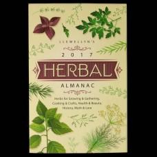 Llewellyn's 2017 Herbal Almanac