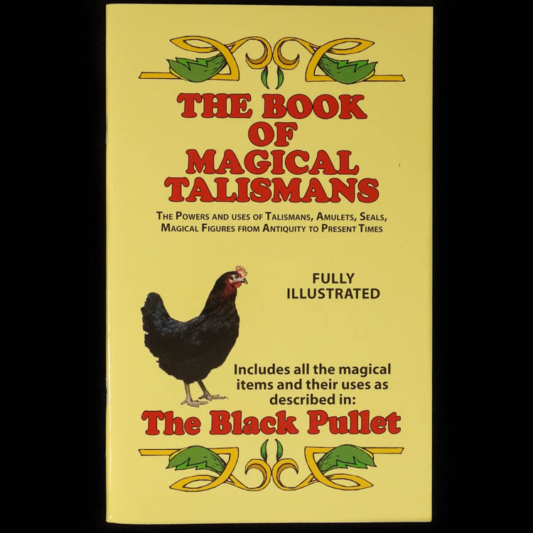the book of magical talismans