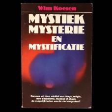 Mystiek Mysterie en Mystificatie