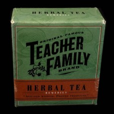 Herbal Tea Remedies Kit