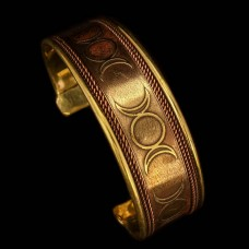 Koperen Armband Godin