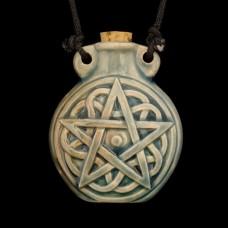 Hanger Pentagram Flesje